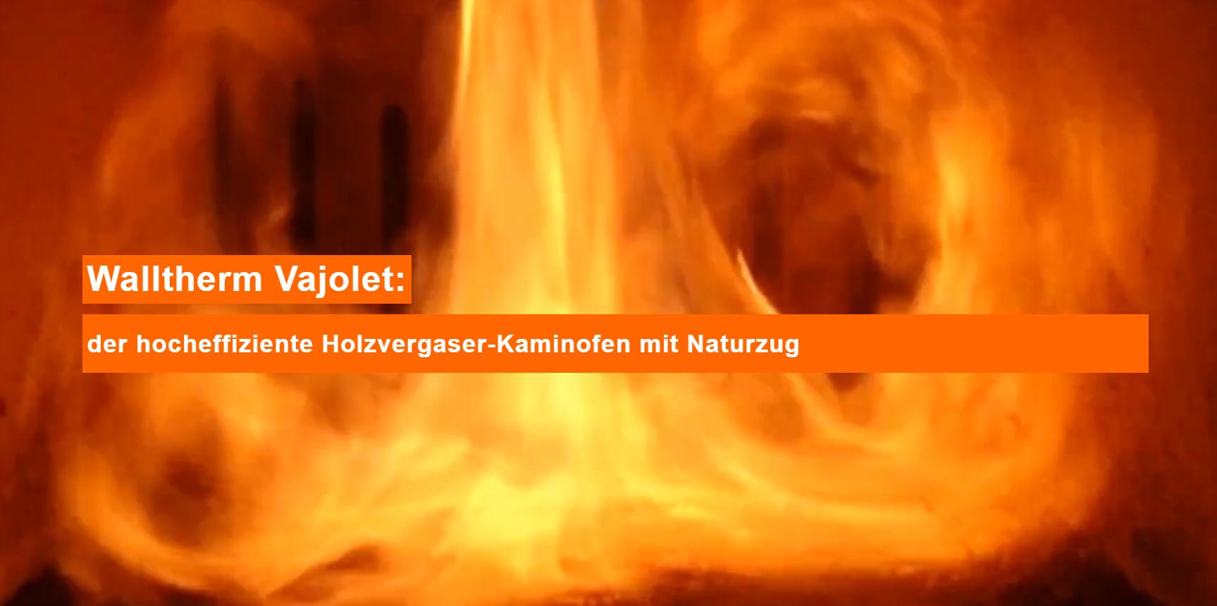 Walltherm Holzvergaser von HE Energy
